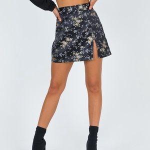 Princess Polly Lioness Mini Skirt